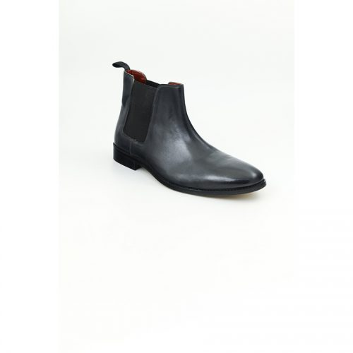 Chaussures Christian Laurier Albe marine